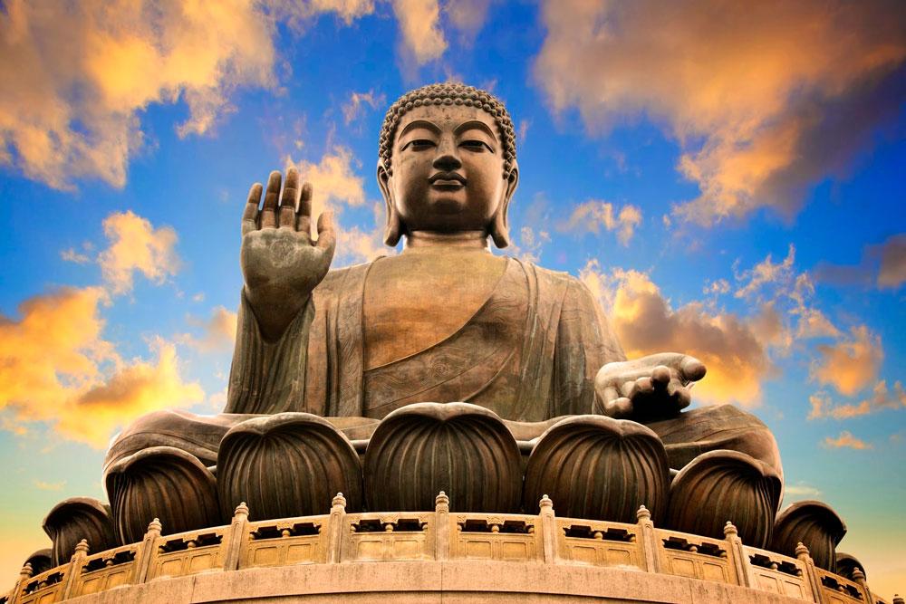 Красивые и интересные картинки Будда - подборка 2018 11