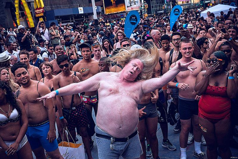 Смешные картинки и фото про людей до слез - веселая сборка 14