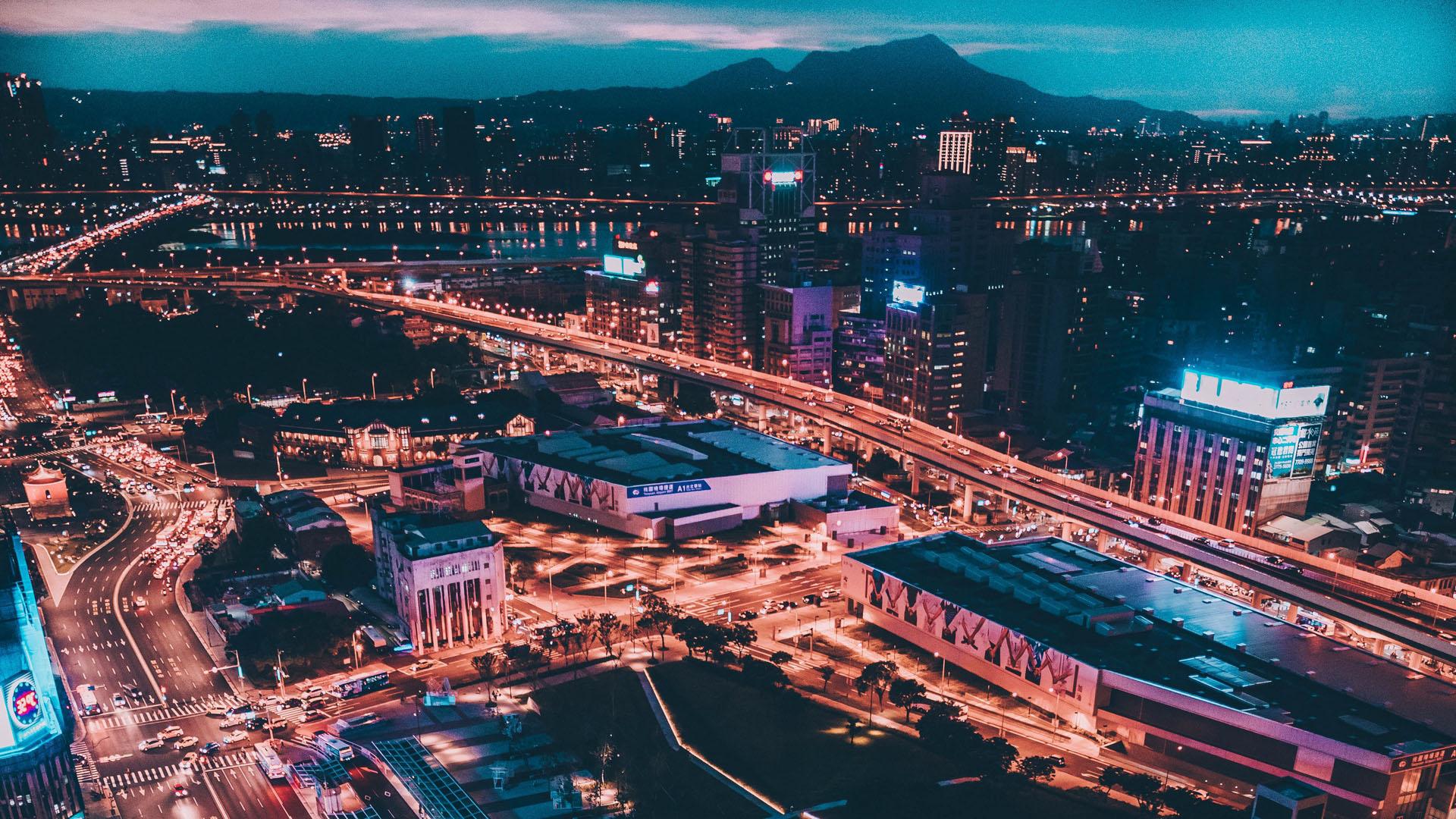 Классные и необычные картинки городов для рабочего стола 2