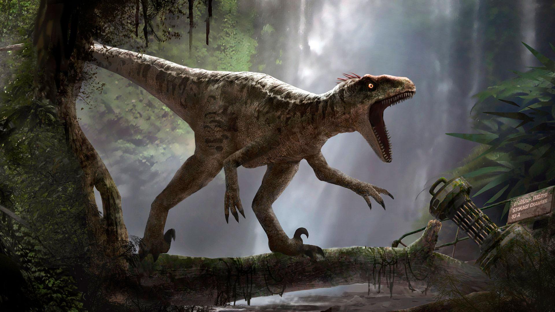 Красивые картинки и обои диназавров на рабочий стол - сборка 2018 9