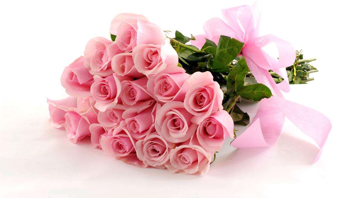 Самые красивые и удивительные букеты роз - 25 фото 26