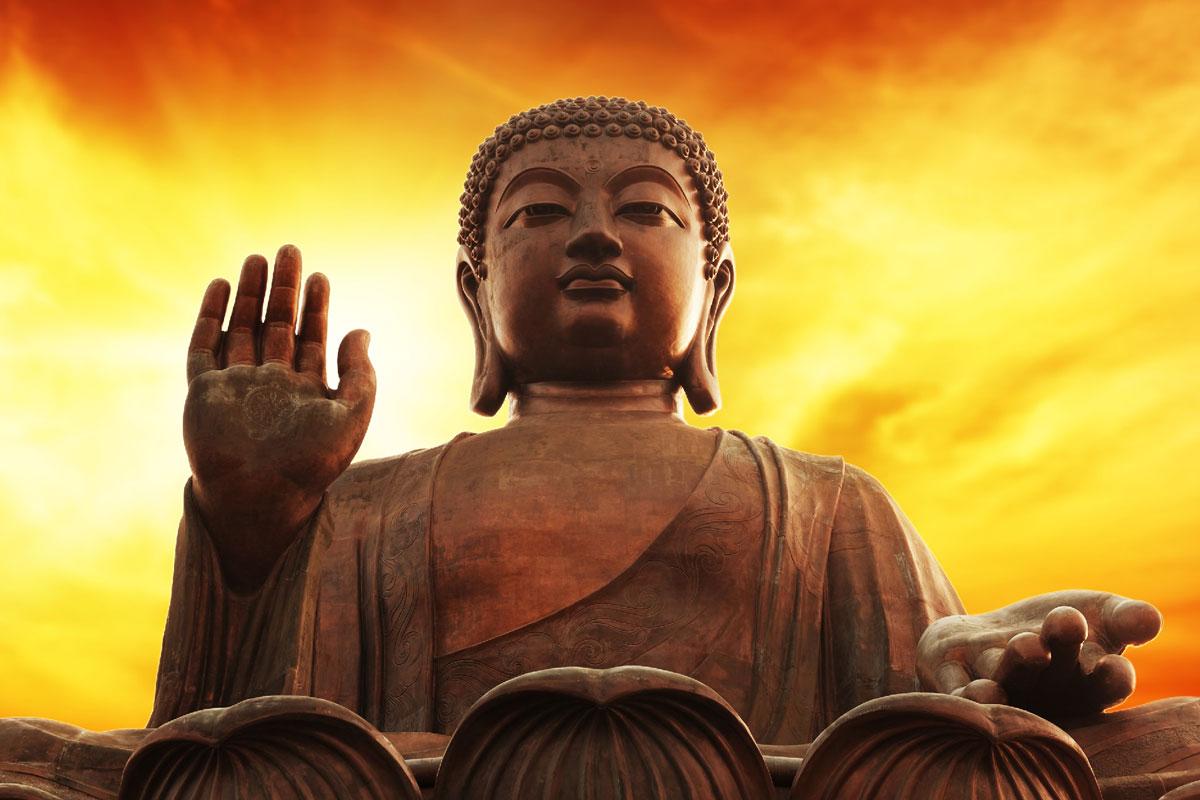 Красивые и интересные картинки Будда - подборка 2018 13