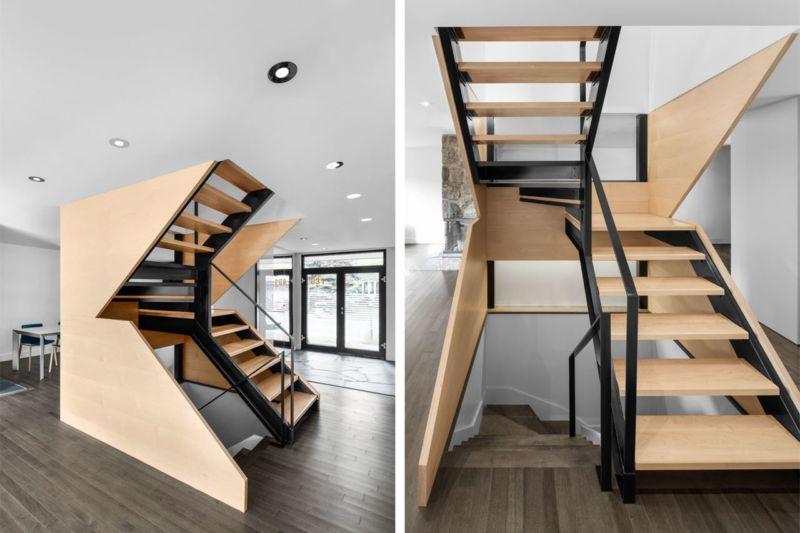 Как построить лестницу на второй этаж в частном доме своими руками 1