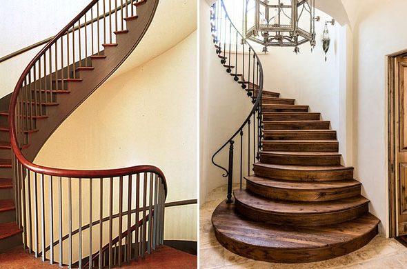 Как построить лестницу на второй этаж в частном доме своими руками 2