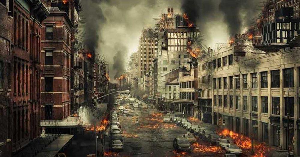 """""""Конец света"""" - пугающие и невероятные картинки 17"""