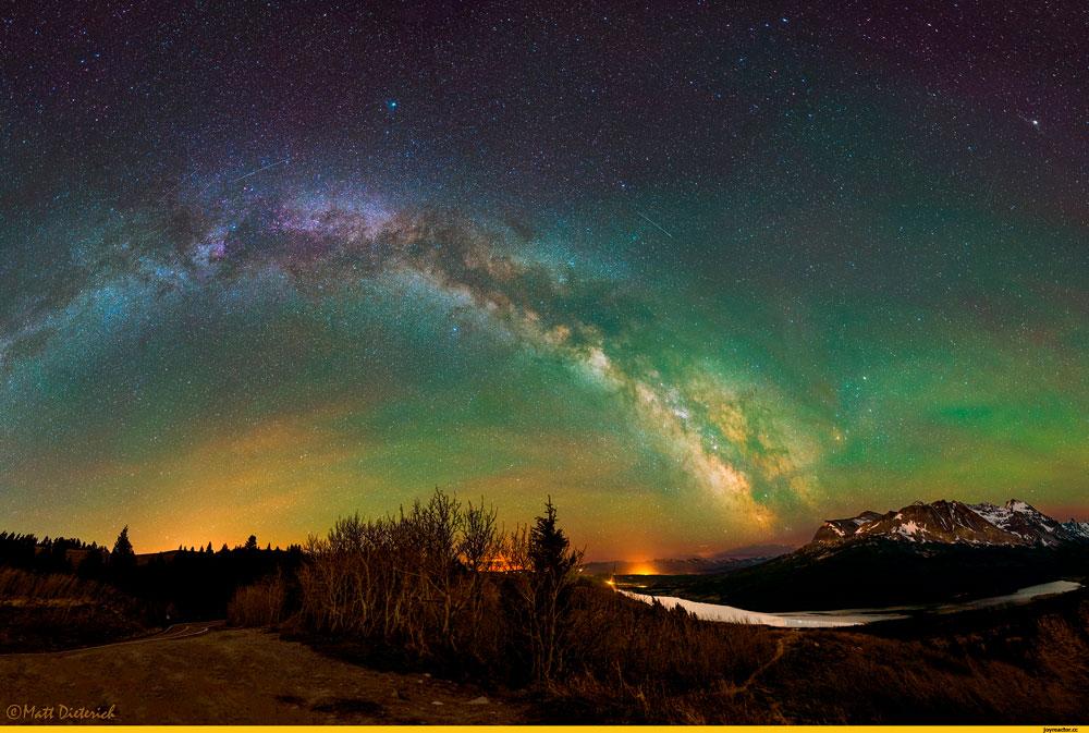 Млечный путь - удивительные и невероятные изображения 20 фото 21