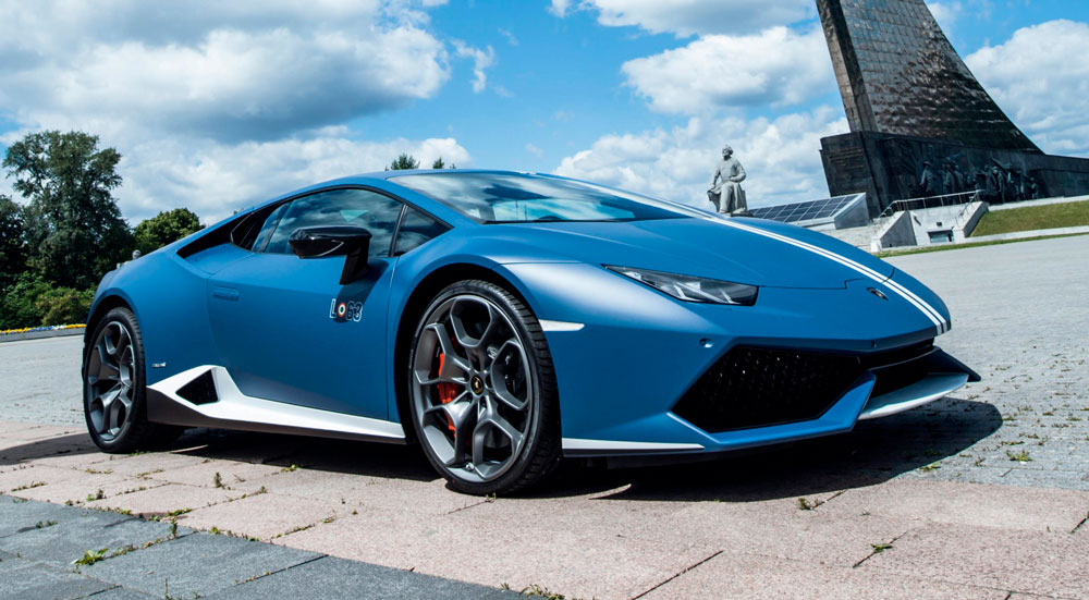 Классные и крутые картинки авто Lamborghini - подборка фото 1