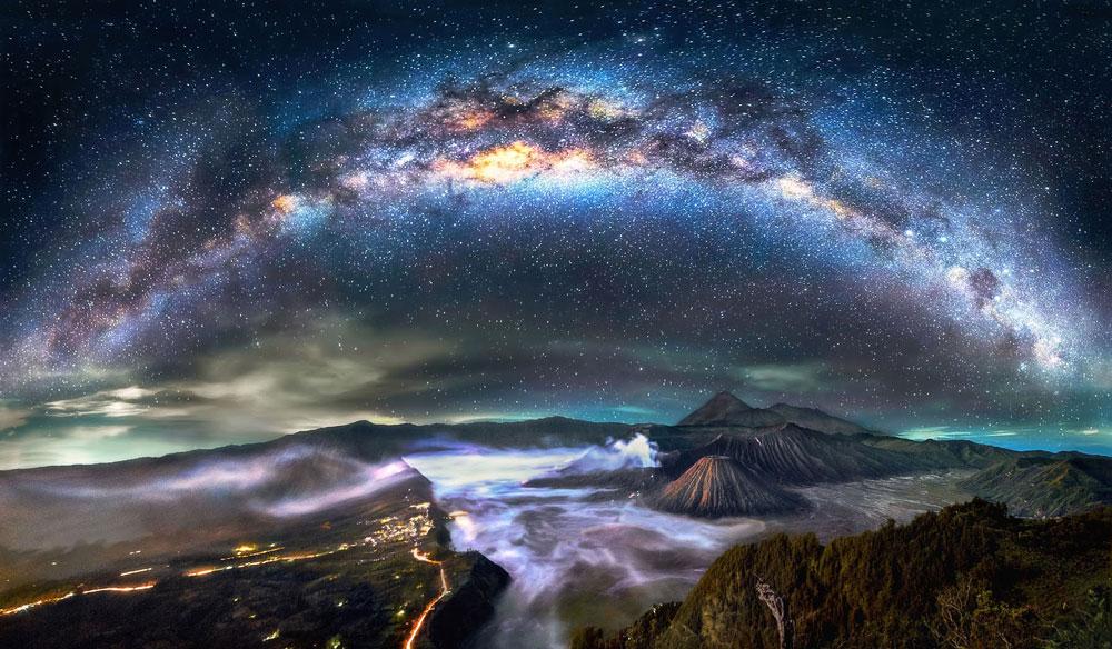 Млечный путь - удивительные и невероятные изображения 20 фото 1