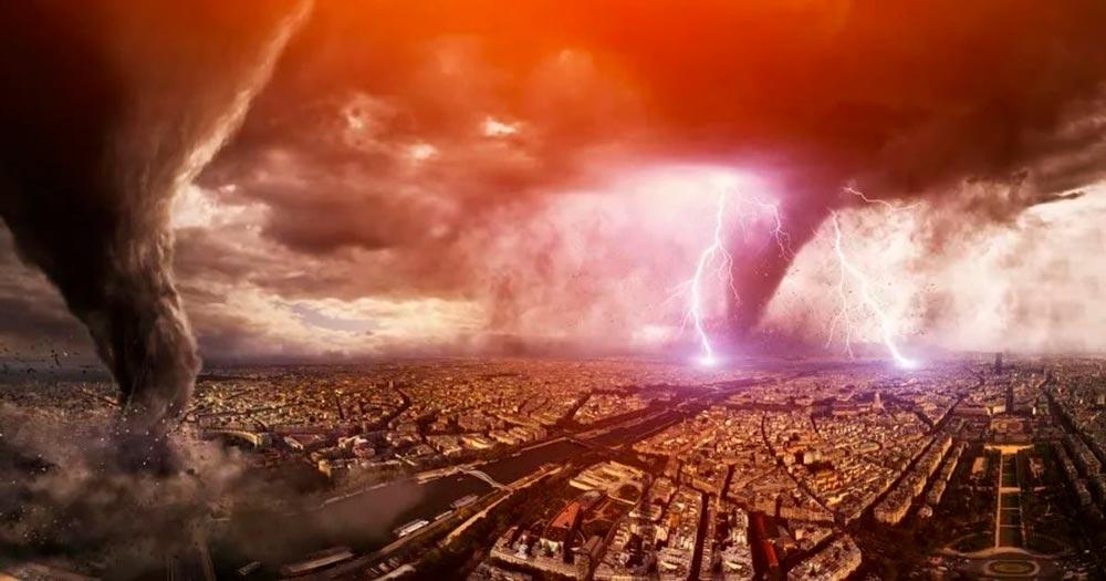 """""""Конец света"""" - пугающие и невероятные картинки 8"""