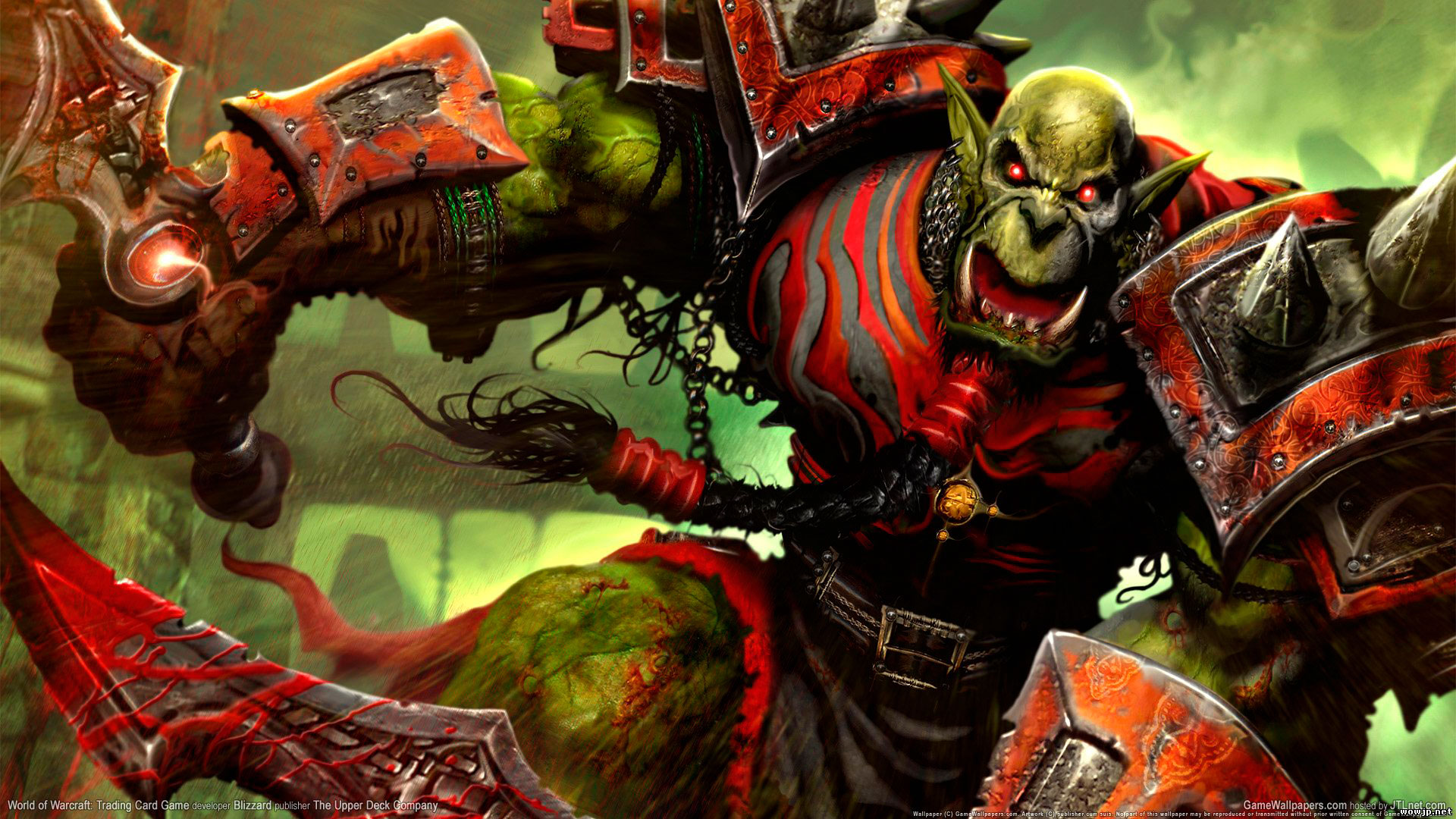 World of Warcraft красивые и крутые обои для рабочего стола 4