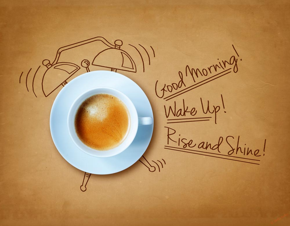 Красивые картинки хорошего утра и настроения - приятные открытки 2