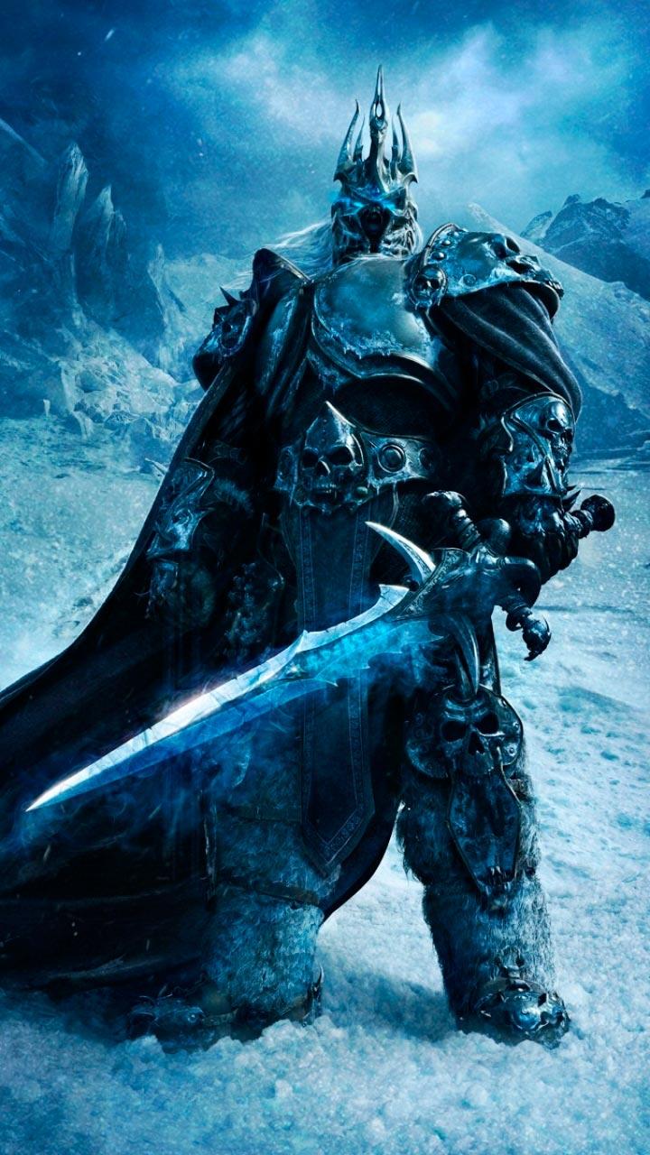 Самые крутые картинки из World of Warcraft на заставку телефона - подборка 2