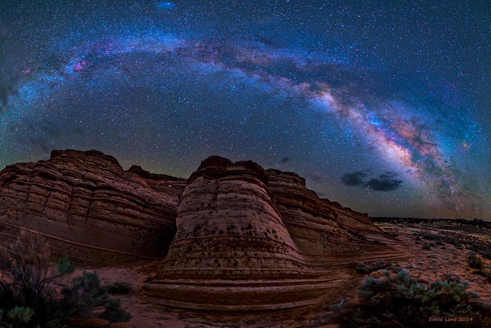 Млечный путь - удивительные и невероятные изображения 20 фото 5