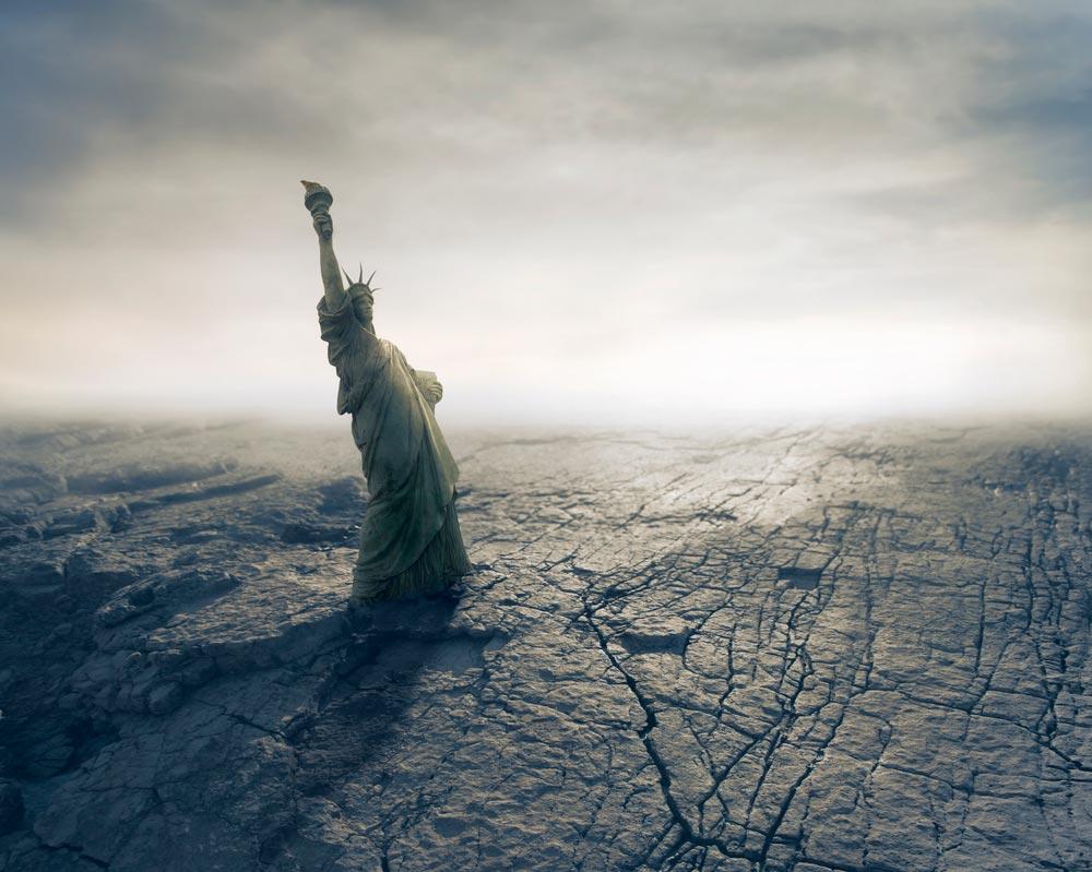"""""""Конец света"""" - пугающие и невероятные картинки 3"""