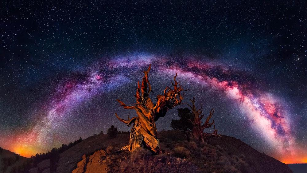 Млечный путь - удивительные и невероятные изображения 20 фото 4