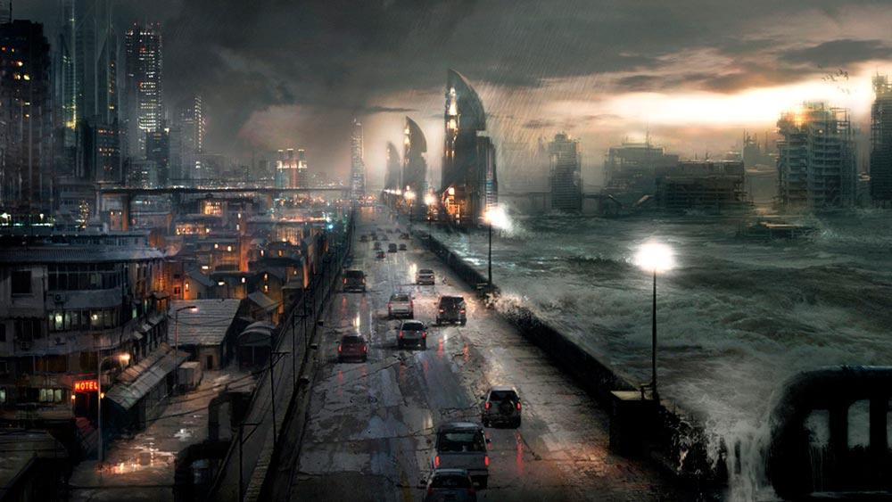 """""""Конец света"""" - пугающие и невероятные картинки 7"""