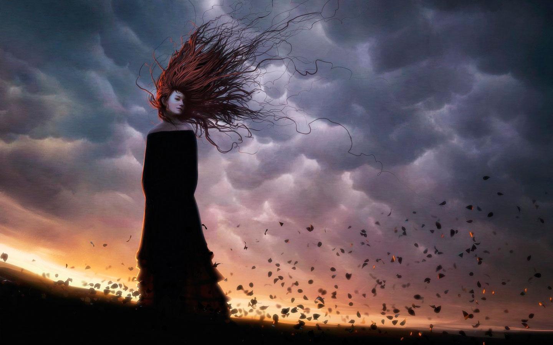 """Красивые и необычные картинки на тему """"Ветер"""" - подборка 3"""