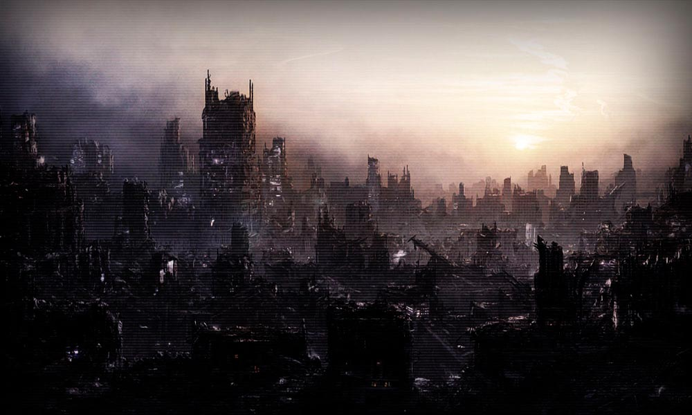 """""""Конец света"""" - пугающие и невероятные картинки 14"""