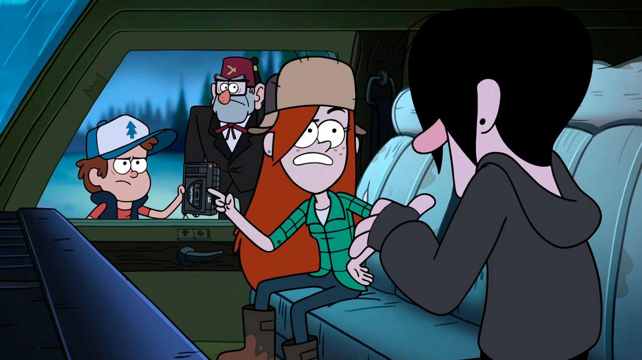 94LHmJOПрикольные и классные картинки Венди из мультфильма Гравити Фолз 13