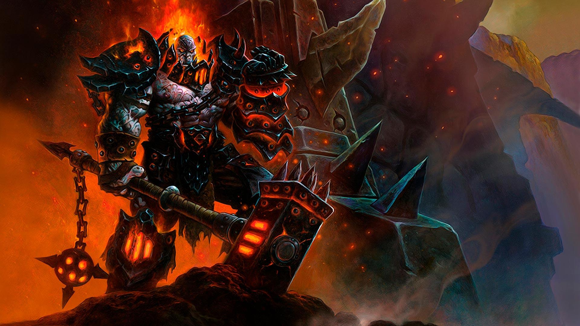 World of Warcraft красивые и крутые обои для рабочего стола 13