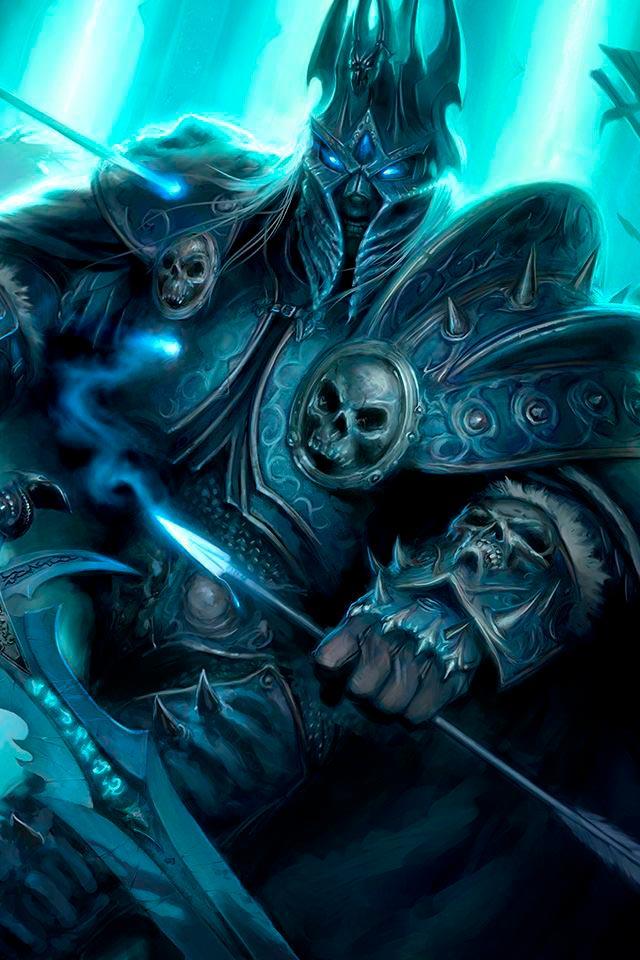 Самые крутые картинки из World of Warcraft на заставку телефона - подборка 20