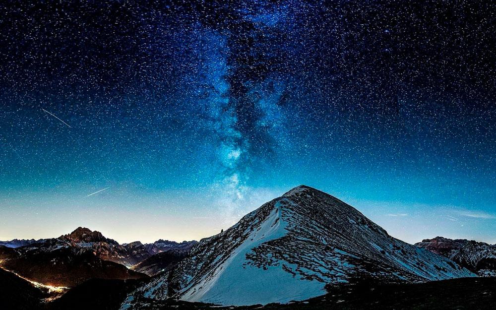 Млечный путь - удивительные и невероятные изображения 20 фото 7