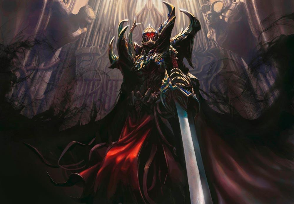 Красивые картинки и арты воина, воителя, рыцаря - подборка 1