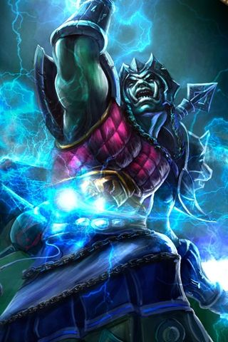 Самые крутые картинки из World of Warcraft на заставку телефона - подборка 6