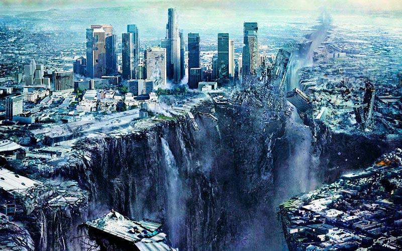 """""""Конец света"""" - пугающие и невероятные картинки 10"""