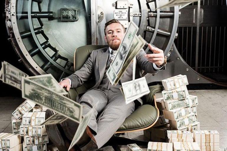 Конор МакГрегор (Conor McGregor) - крутые фотографии 15