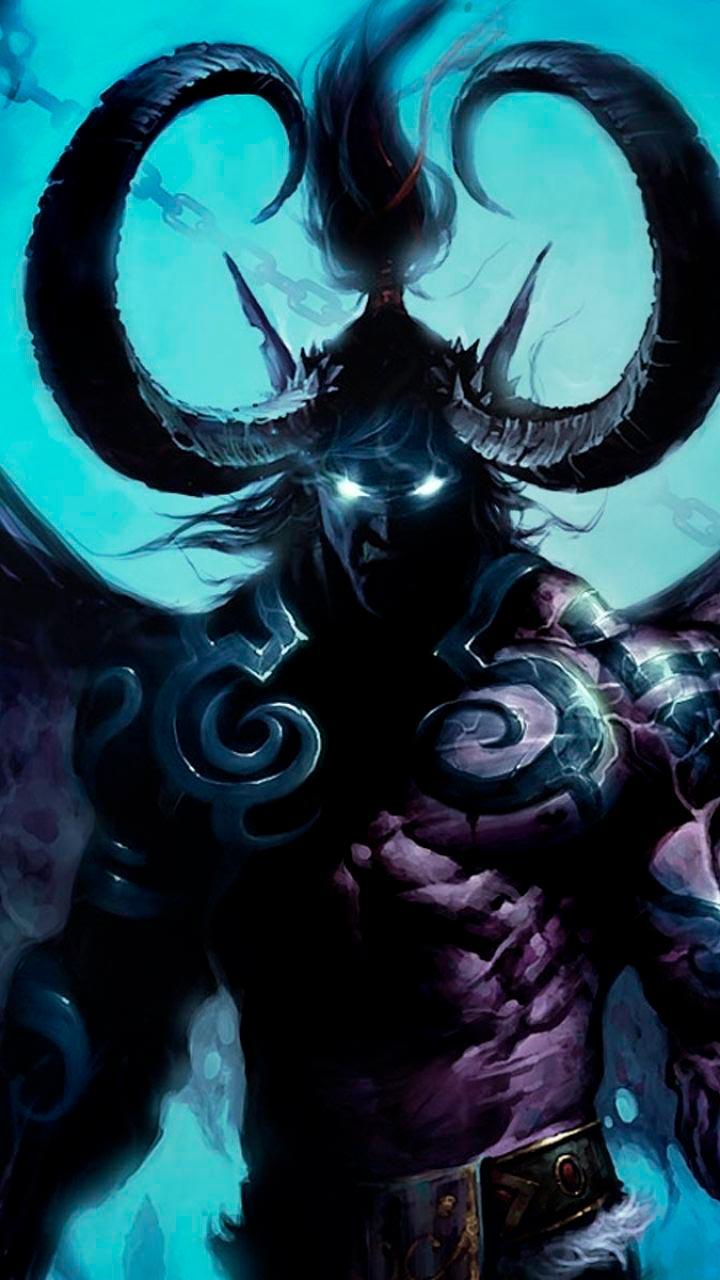 Самые крутые картинки из World of Warcraft на заставку телефона - подборка 8