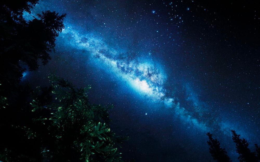 Млечный путь - удивительные и невероятные изображения 20 фото 8