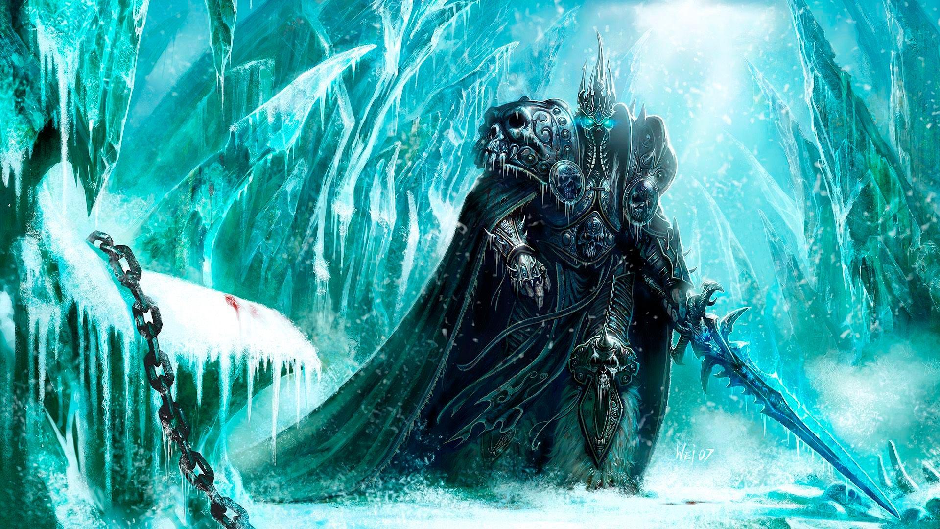 World of Warcraft красивые и крутые обои для рабочего стола 6