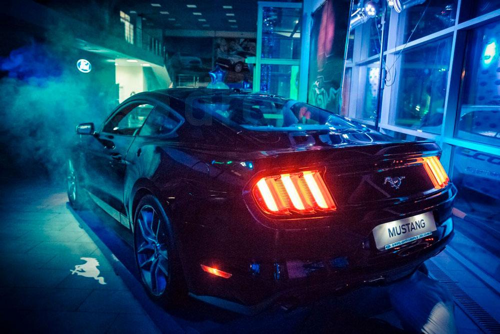 Ford Mustang (73 фото) - Fishki
