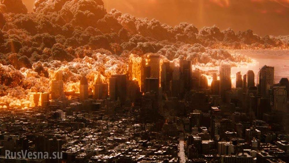 """""""Конец света"""" - пугающие и невероятные картинки 12"""