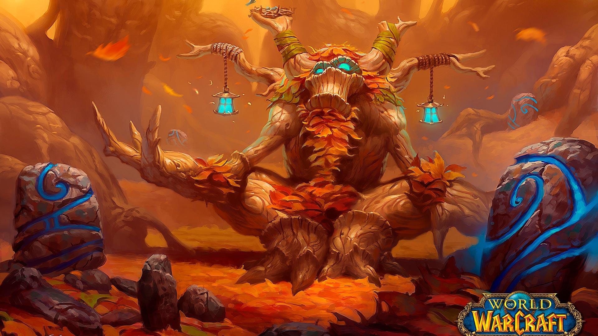 World of Warcraft красивые и крутые обои для рабочего стола 9