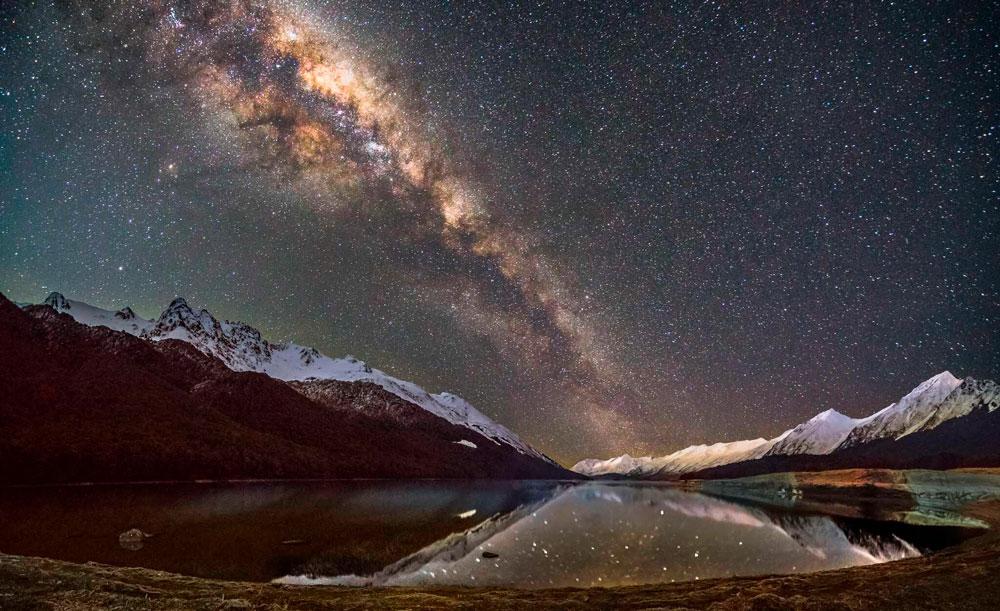 Млечный путь - удивительные и невероятные изображения 20 фото 13
