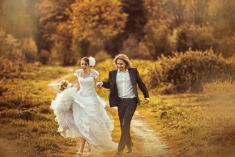 Свадебные картинки - очень красивые и милые, подборка 10