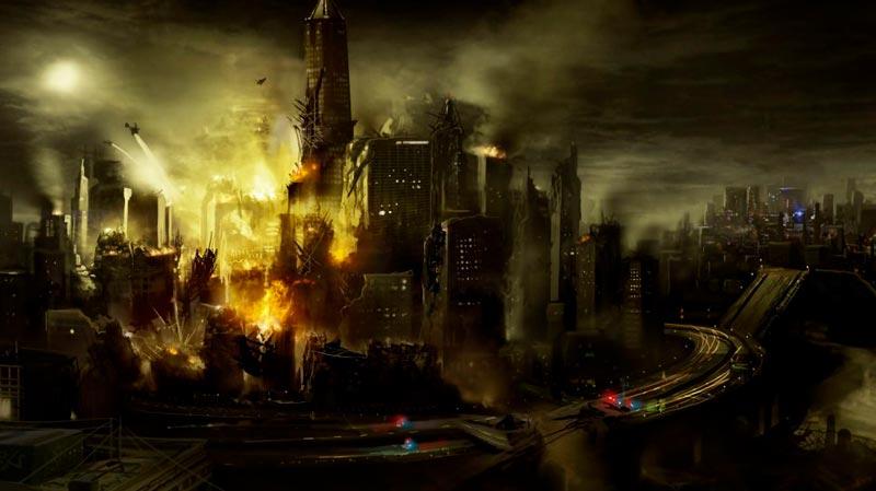 """""""Конец света"""" - пугающие и невероятные картинки 15"""