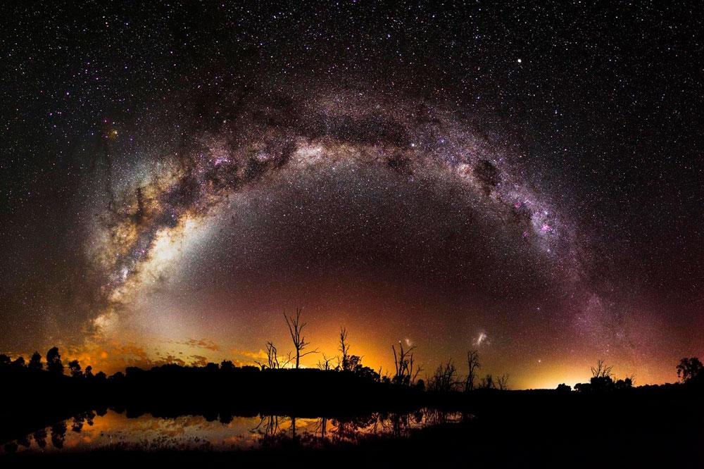 Млечный путь - удивительные и невероятные изображения 20 фото 18