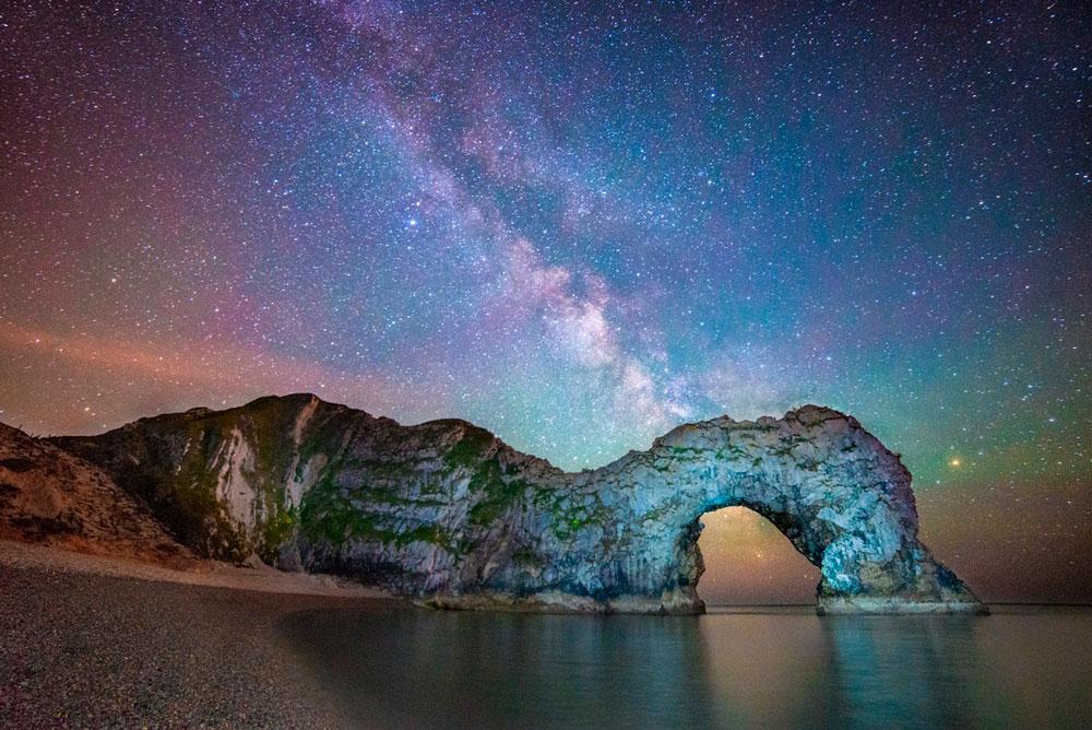 Млечный путь - удивительные и невероятные изображения 20 фото 19