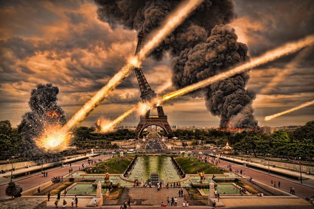 """""""Конец света"""" - пугающие и невероятные картинки 16"""