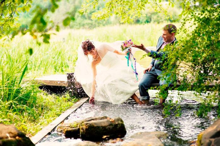 Свадебные картинки - очень красивые и милые, подборка 11