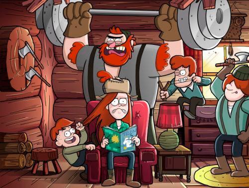 94LHmJOПрикольные и классные картинки Венди из мультфильма Гравити Фолз 16