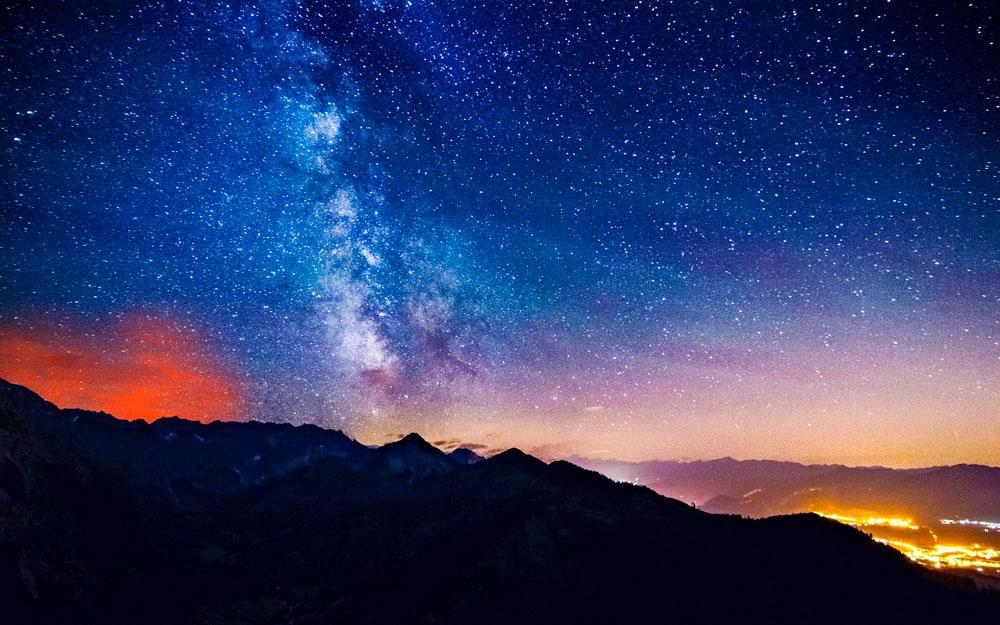 Млечный путь - удивительные и невероятные изображения 20 фото 17