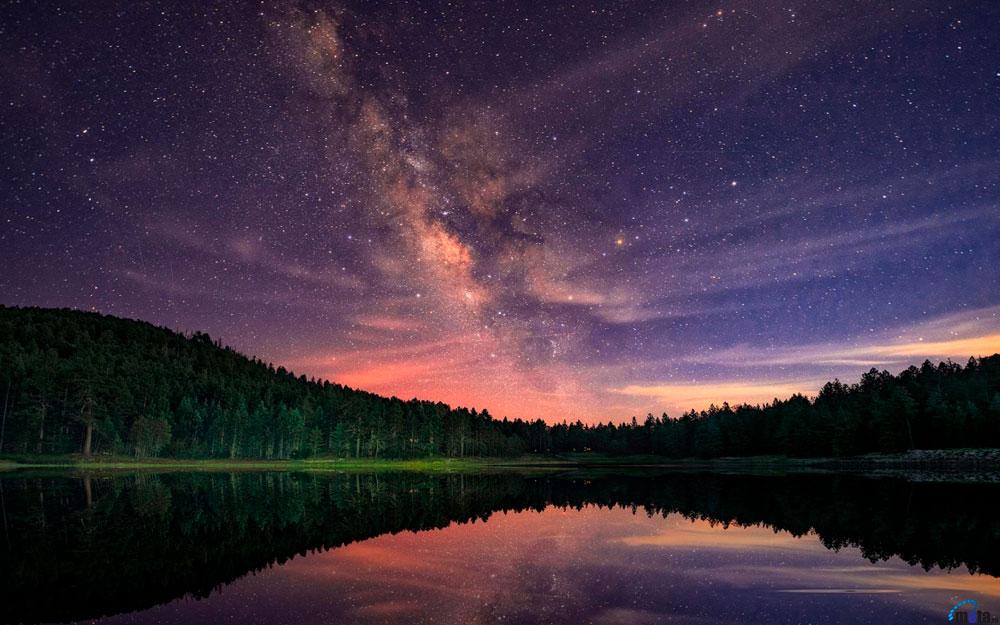 Млечный путь - удивительные и невероятные изображения 20 фото 16