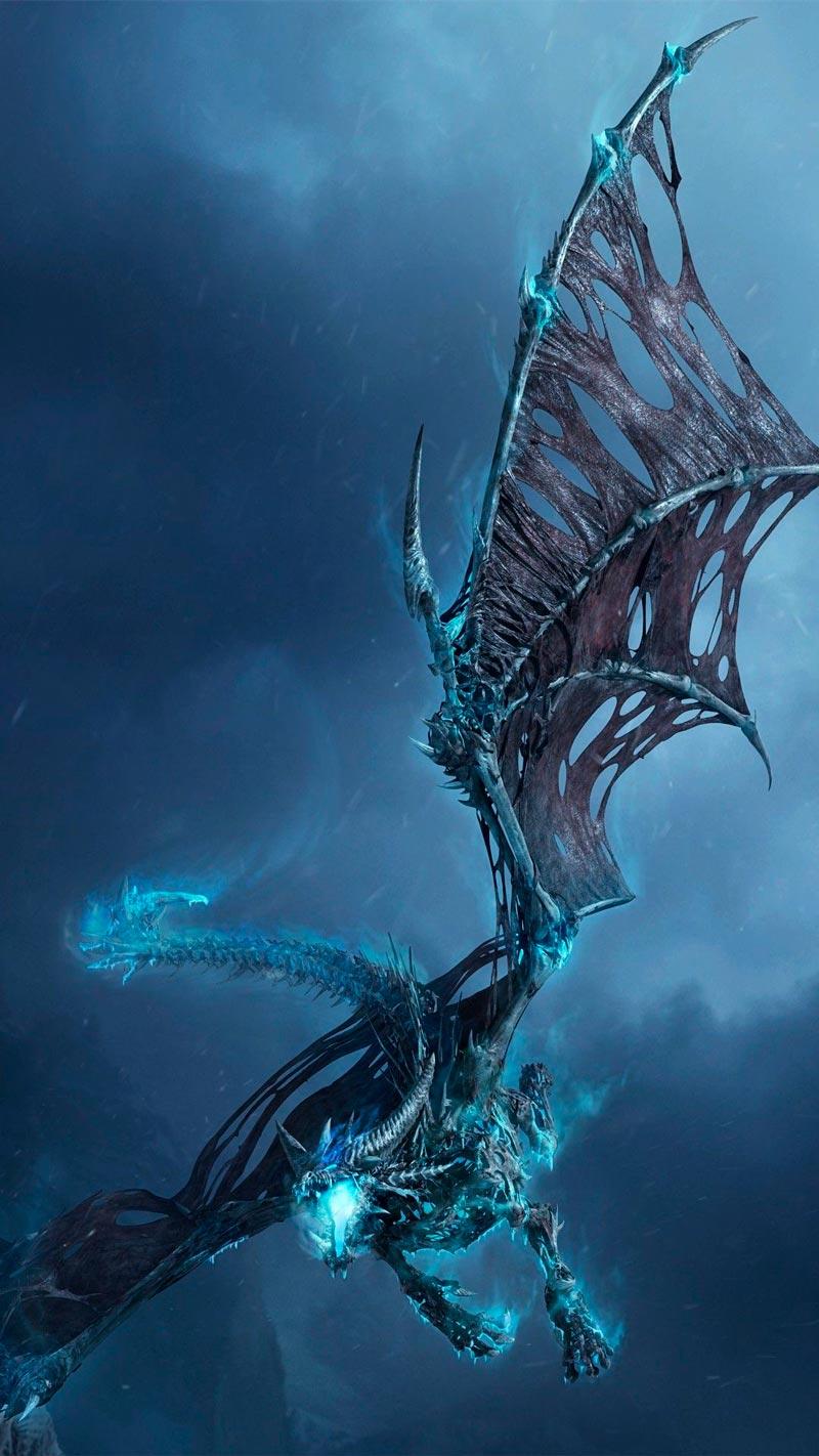Самые крутые картинки из World of Warcraft на заставку телефона - подборка 13