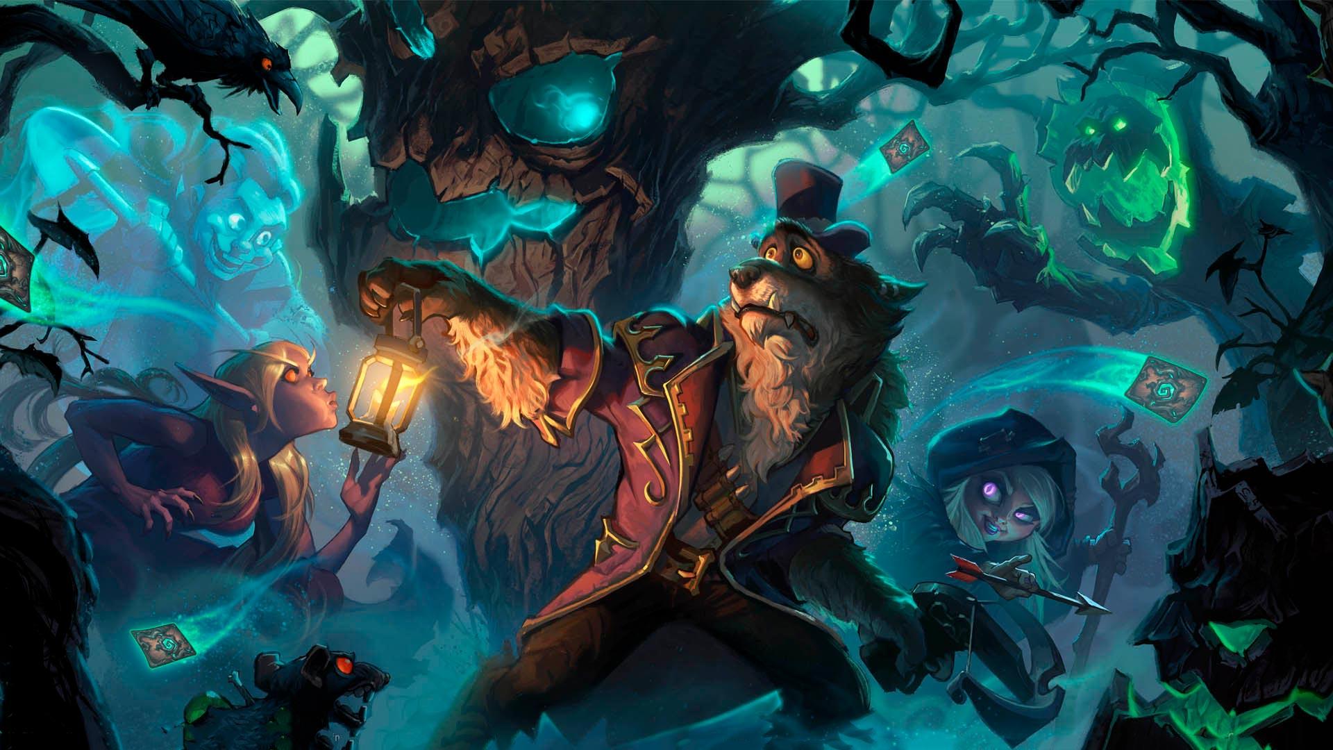 World of Warcraft красивые и крутые обои для рабочего стола 11
