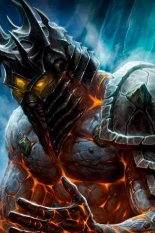 Самые крутые картинки из World of Warcraft на заставку телефона - подборка 14