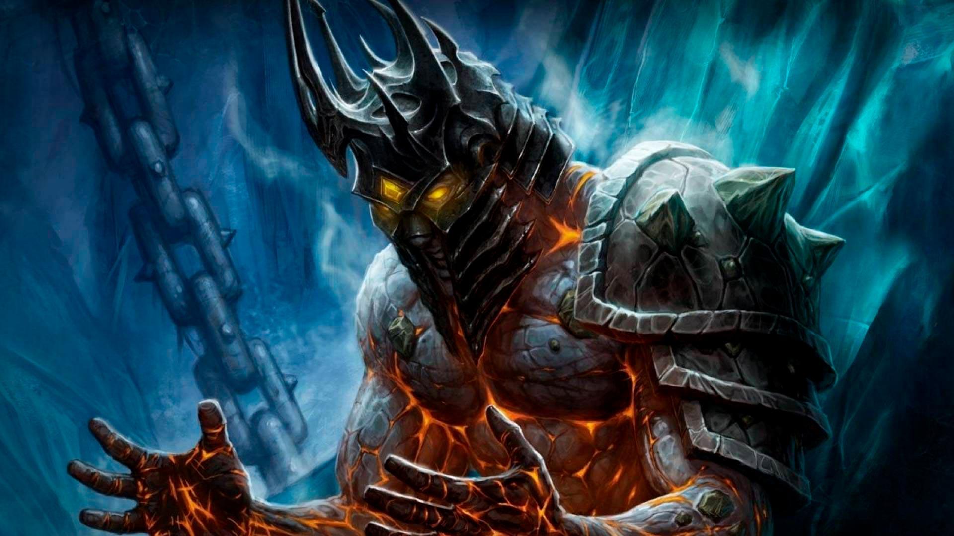 World of Warcraft красивые и крутые обои для рабочего стола 12